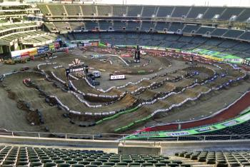 Race Day Feed: Oakland