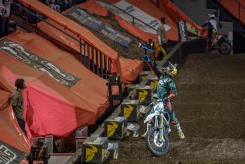 Kyle Regal Captures First Career Arenacross Overall