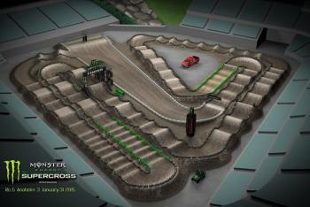 Animated Track Map: Anaheim 3