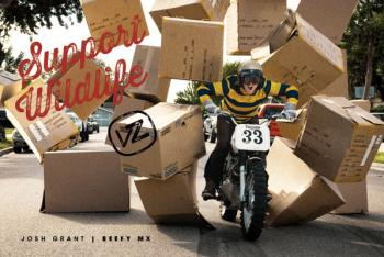VonZipper Welcomes Josh Grant