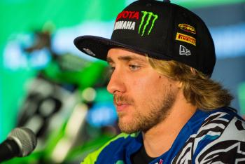 Justin Barcia Out for San Diego
