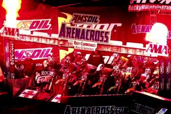 Watch: Amsoil Arenacross on Fox Sports 1 Sunday