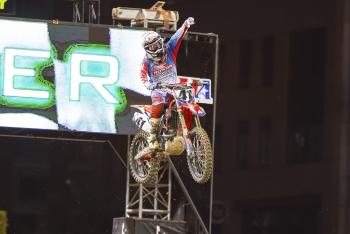 Monday Conversation: Trey Canard