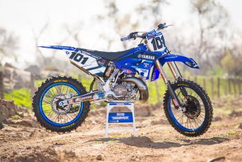 Racer X Films: 2015 YZ250 Project