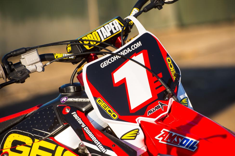 Justin Bogle will compete against a stacked East Region to defend his #1 plate.Photo: Simon Cudby