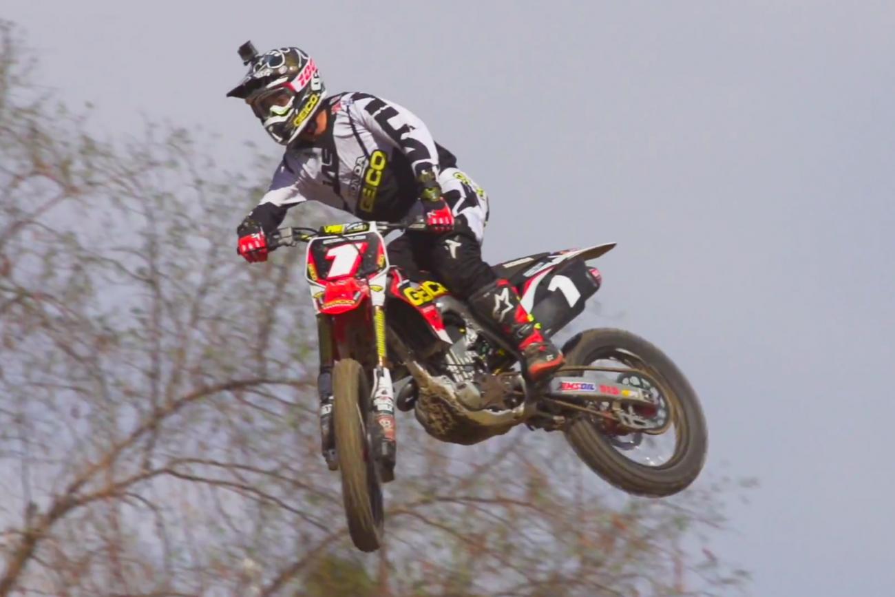 Racer X Films: Justin Bogle