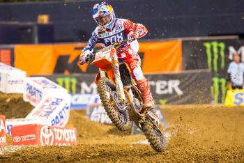 Supercross Behind the Dream Ep. 3 on Fox Sports 1 Sunday