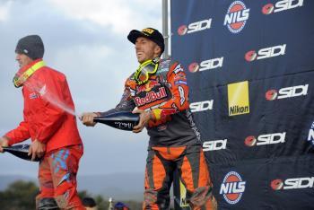 Antonio Cairoli Wins in Italy, Clinches Title