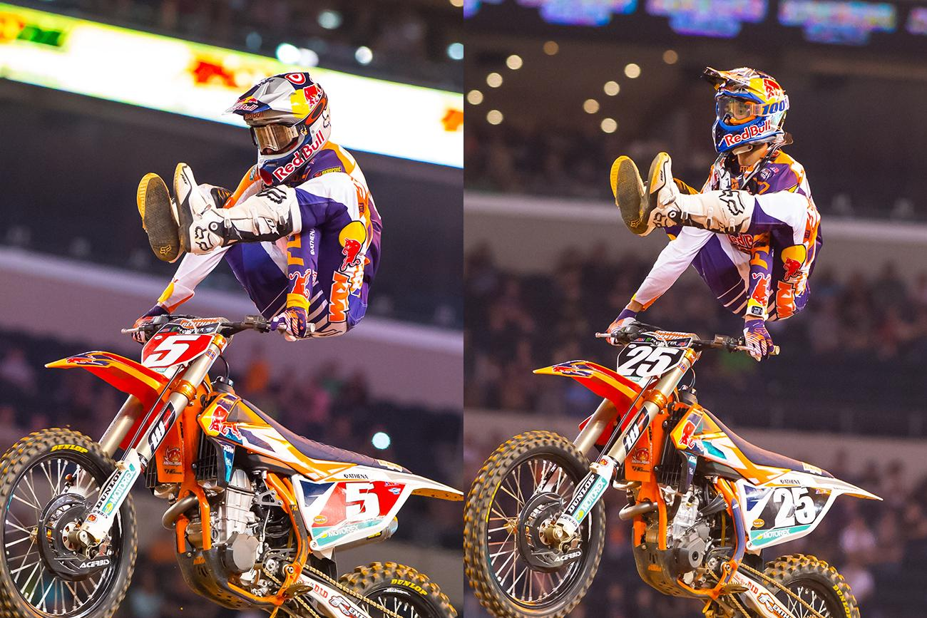 Sell Car Online >> Monday Conversation: Dungey and Musquin - Supercross ...