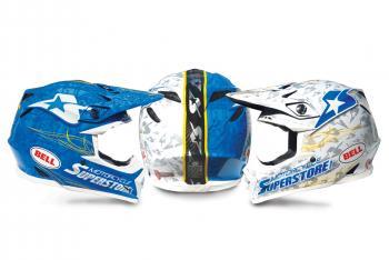 Motorcycle Superstore EnduroCross Bell Helmet Program