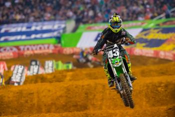 What was the biggest surprise of the 250SX East Region opener?