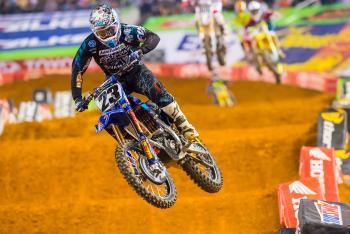 Peick Has Torn MCL, Will Race Atlanta