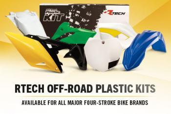 Pro Circuit RTech Replica Plastic Kits
