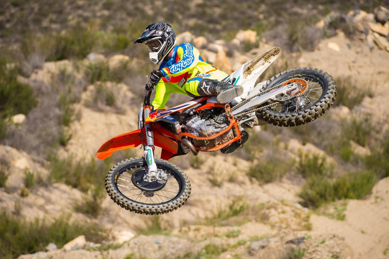 Racer X Films: KTM Factory Edition 450SX-F