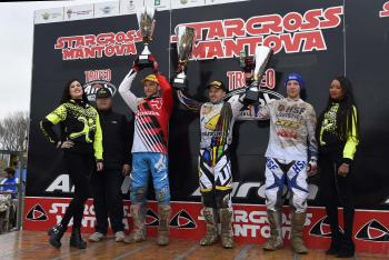 Clement Desalle Dominates in Italy