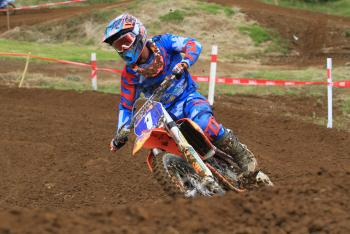 Cody Cooper Takes Control of Championship in NZ