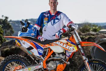 Motorcycle Superstore Returns as Sponsor of EnduroCross