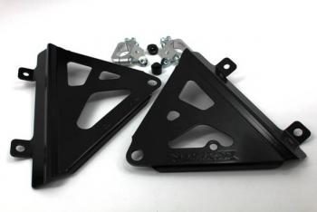 Works Connection Introduces Factory Edition Black Radiator Braces