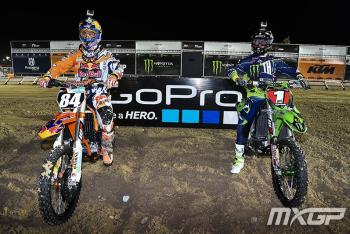 MXGP of Qatar Qualifying Highlights