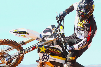 Rockstar Energy Husqvarna Launches New Company Website
