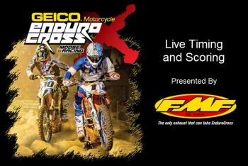 FMF Returns as Official Exhaust of EnduroCross