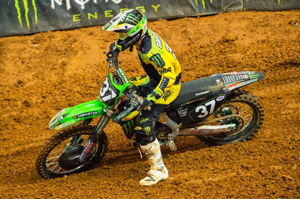 Can Savatgy return to the podium this weekend?Photo: Simon Cudby