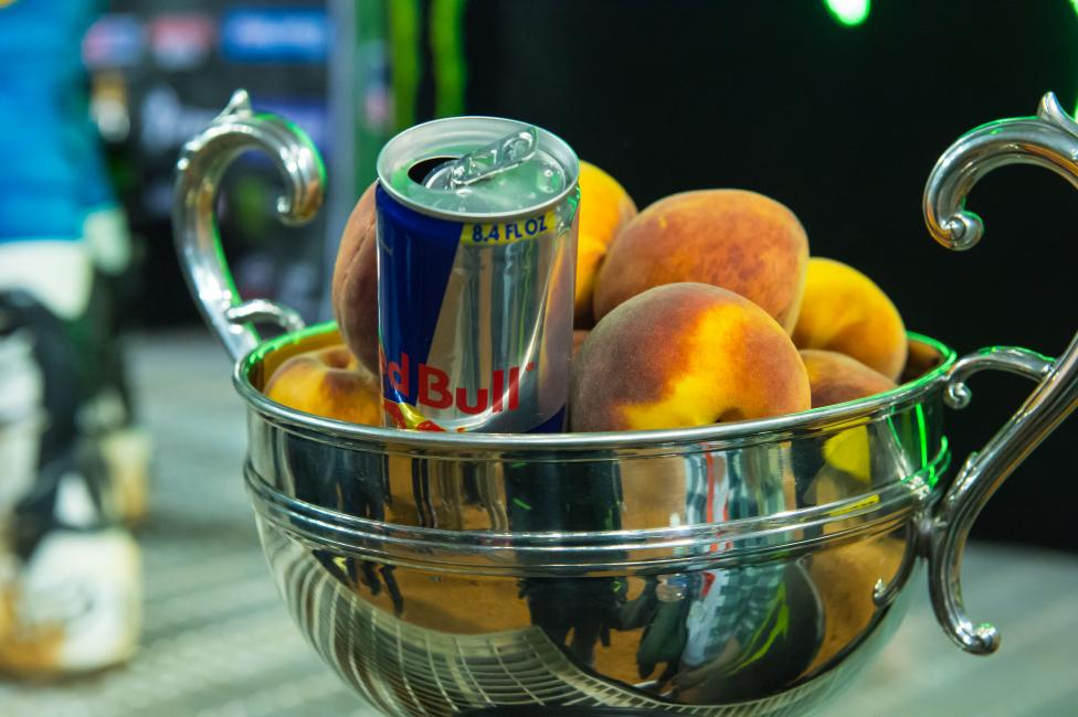 Will the Daytona trophy be filled with Red Bull and oranges?Photo: Simon Cudby