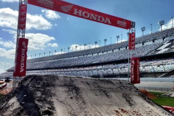 Gallery: Daytona Track Walk