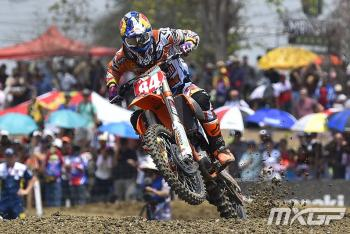 MXGP of Thailand Highlights