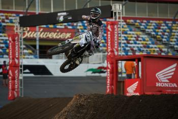 Race Day Feed: Ricky Carmichael Amateur SX
