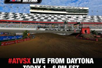Watch ATVSX Live on RacerTV.com Today