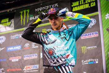 Rapid ReaXtion: Roczen Sidelined