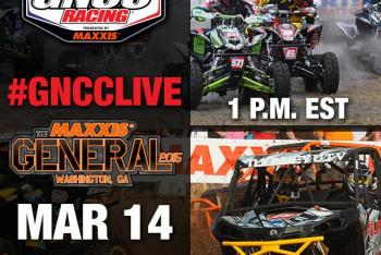 Watch: GNCC ATV Live on Racertv.com