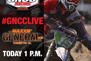 Watch: GNCC Bike Live on Racertv.com