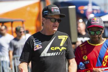 Between the Motos: Mike Webb