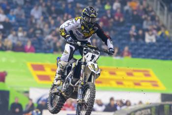 Martin Davalos Sidelined for St. Louis
