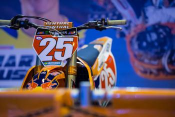 Which rider has had the most impressive supercross season?