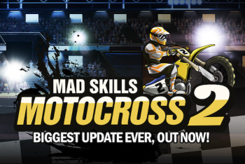 Mad Skills Motocross 2 Version 2.0 Now Available