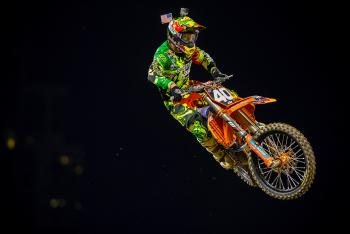 Checking in with Lucas Oil/Troy Lee Designs KTM