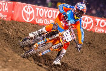 Jessy Nelson Out for Remainder of SX