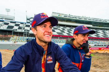 Ryan Dungey, Marvin Musquin Autograph Signing