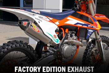 Pro Circuit Introduces KTM 450 Exhaust Systems