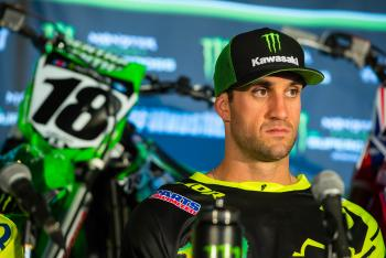 Monster Energy Kawasaki Terminates Davi Millsaps' Contract