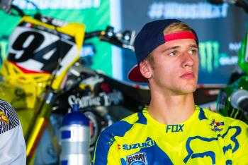 Roczen Out for Remainder of Supercross