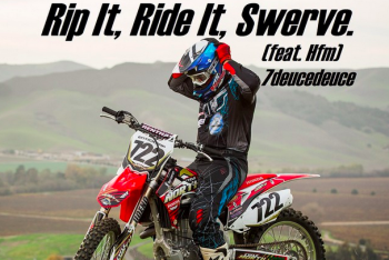 "The 7deucedeuce Releases ""Rip it, Ride it, Swerve"" on iTunes"