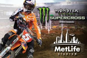 Supercross to Debut on Fox with Early Start This Weekend