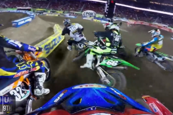GoPro: 250 Crash in Santa Clara