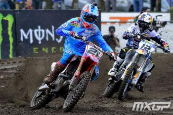 Race Report: MXGP of Europe