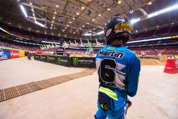 Jeremy Martin Injures Hand in Mtn. Bike Crash, Out for Vegas