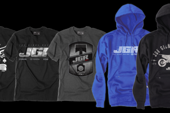 2015 JGRMX Apparel Available Now